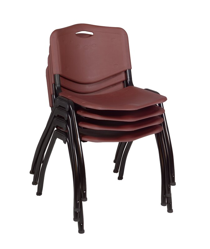 Save 67 Off M Stacking Chair Set Of 4 By Regency