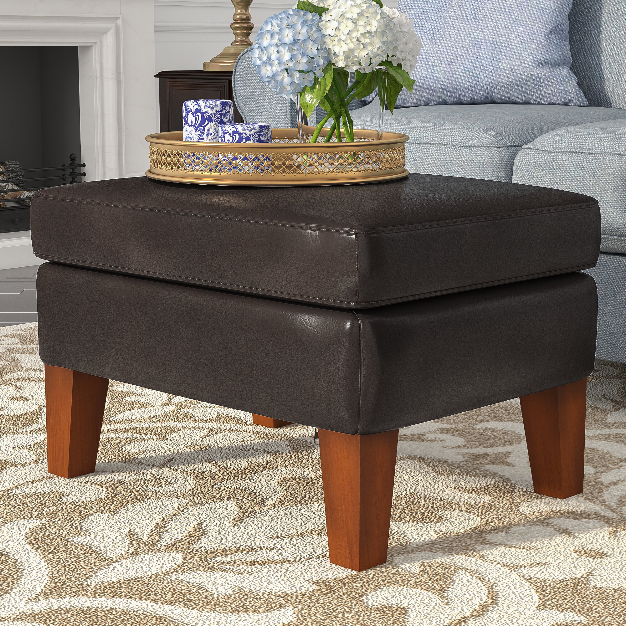 Cool Nohoff Ottoman Spiritservingveterans Wood Chair Design Ideas Spiritservingveteransorg