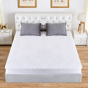 Hypoallergenic and Waterproof Mattress Cover