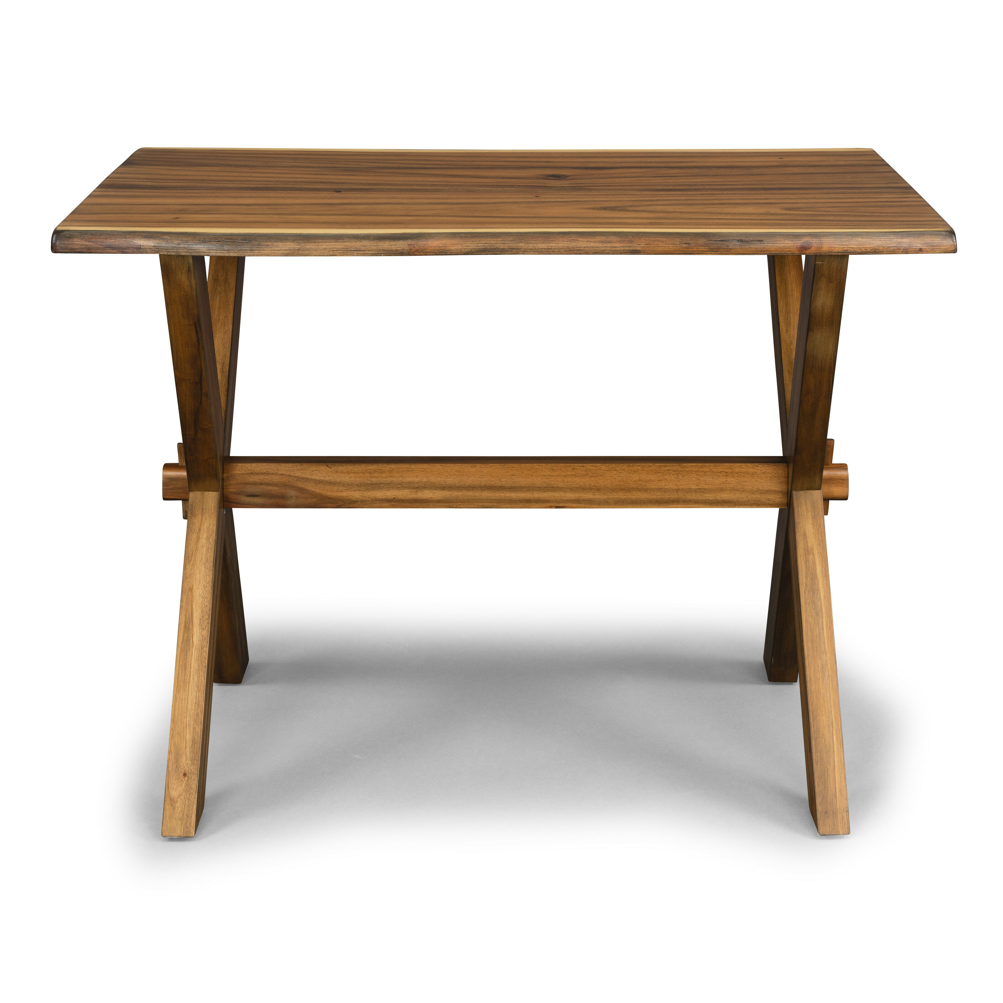 Millwood Pines Antonella Forest Retreat High Dining Table Wayfair Ca