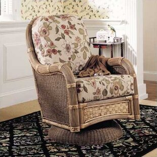 6900 Shelter Island Swivel Glider by South Sea Rattan