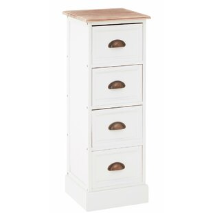 Blaine 4 Drawer Chest By Brambly Cottage