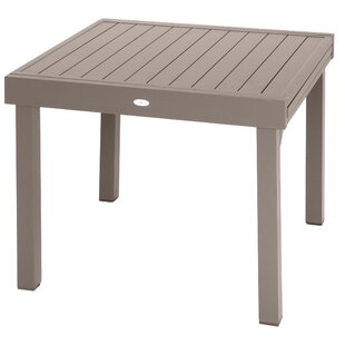 Antonioni Extendable Aluminium Dining Table By Sol 72 Outdoor