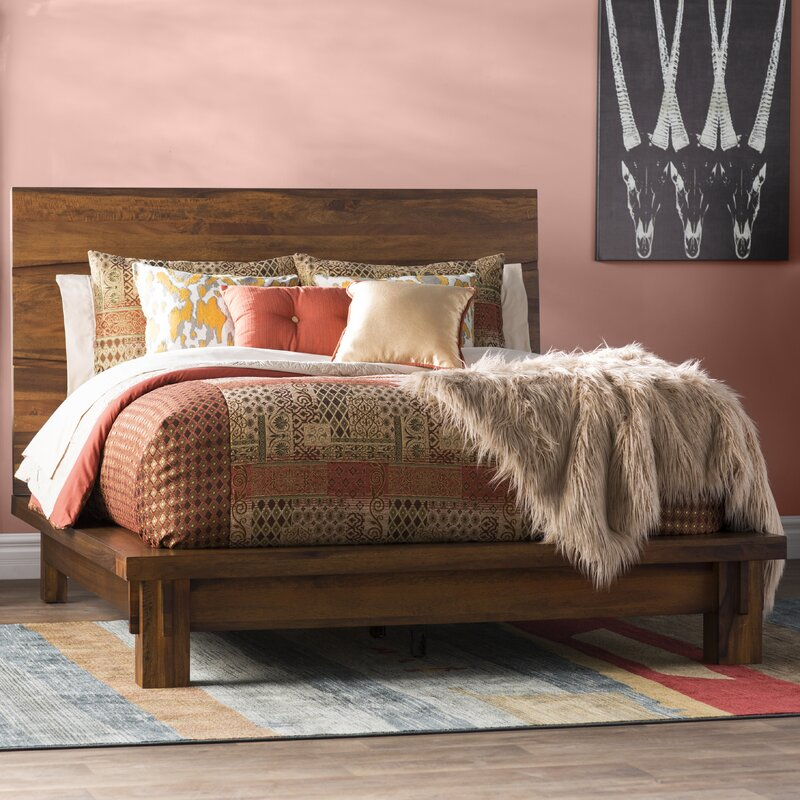 Mericle Platform Bed