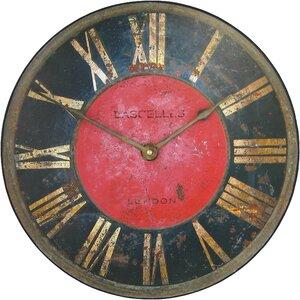 Loring Wall Clock