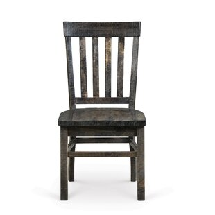 Roswell Solid Wood Dining Chair (Set of 2)