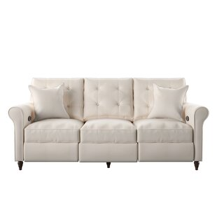 Allen Reclining Sofa  by Wayfair Custom Upholstery?
