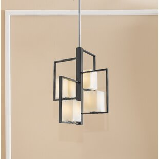 Orren Ellis Parra 4-Light Pendant