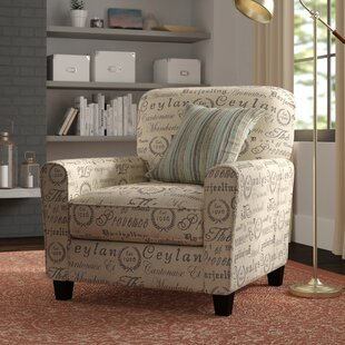 Great choice Deerpark Armchair by Andover Mills Reviews (2019) & Buyer's Guide