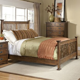 Boehme Panel Bed by Foundry Select