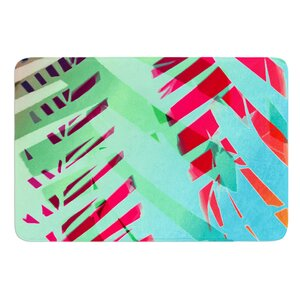 Cool Tropical by Alison Coxon Bath Mat