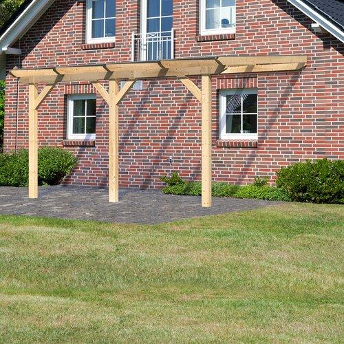 348 cm x 322 cm Terrassenmarkise Eco Karibu   Garten > Sonnenschirme und Markisen > Markisen   Karibu