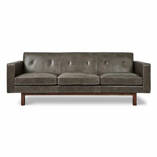 Find a Embassy Leather Sofa by Gus* Modern Reviews (2019) & Buyer's Guide