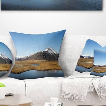 The Holiday Aisle Abernathy The Psychic Eye Indoor Outdoor Lumbar Pillow Wayfair