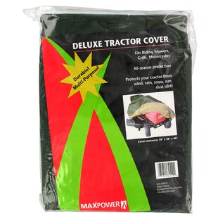 Maxpower Precision Parts Deluxe Lawn Mower Cover