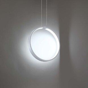 Rings 1-Light LED Geometri..