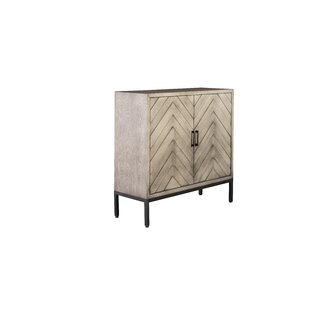 Rayshawn 2 Door Accent Cabinet by House of Hampton