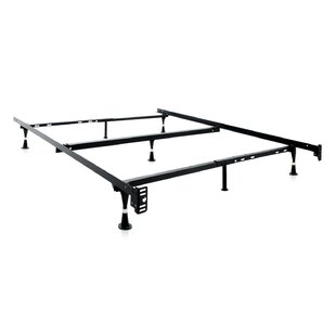 Heavy Duty Adjustable Metal Bed Frame