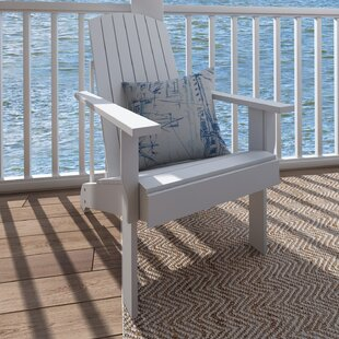 Beachcrest Home Thornhill Wood Adirondack Chair