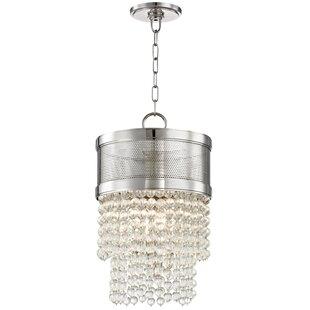 Mercer41 Rawson 4-Light Drum Chandelier