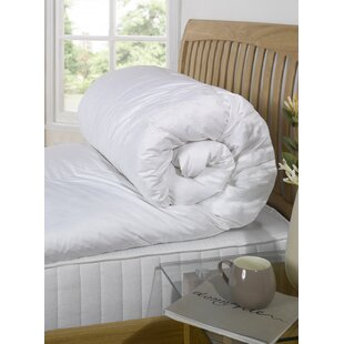 Duck Feather & Down 4.5 Tog Duvet By Symple Stuff