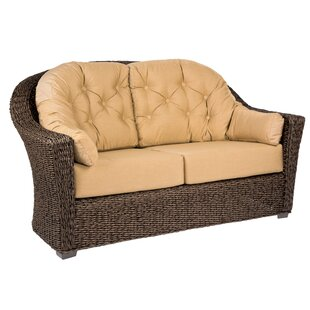 Woodard Isabella Loveseat With Cushion