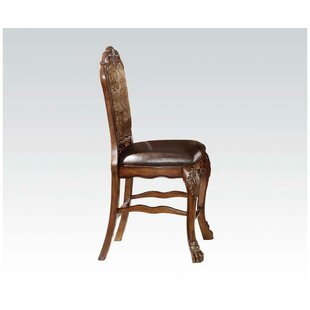 Giovani Solid Wood Dining Chair (Set of 2) Astoria Grand