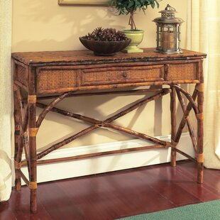 Kenian Coastal Chic Console Table