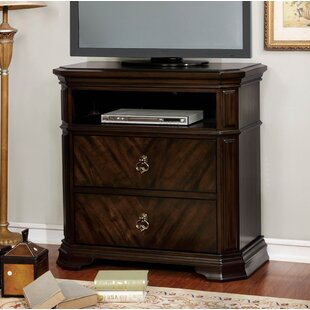 Rudisill 2 Drawer Media Chest by Astoria Grand