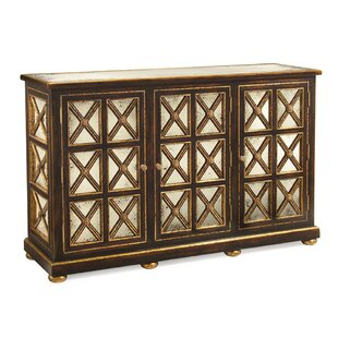 Pinehurst 3 Door Accent Cabinet by John-Richard