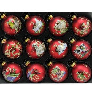 12 Days Of Christmas Ornaments Wayfair