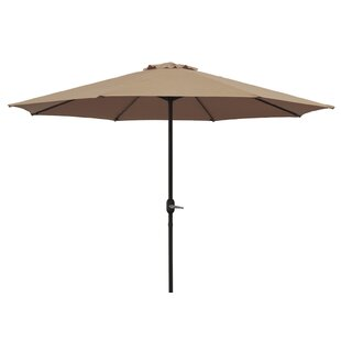 3m Traditional Parasol By Sol 72 Outdoor