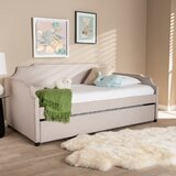 Burgan Twin Daybed with Trundle by House of Hampton®