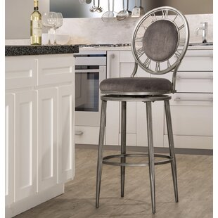 Cadell 30 Swivel Bar Stool Astoria Grand