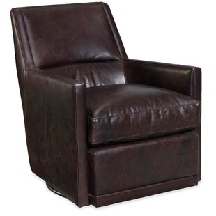 Sydney Swivel Club Chair by Hooker Furniture