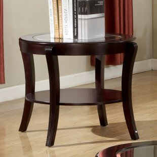 Compare prices Mikolas End Table by Red Barrel Studio