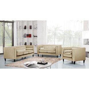 Roberta Configurable Living Room Set by Willa Arlo Interiors