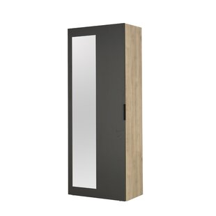 Shoe Storage Cabinet With Sliding Door By Ebern Designs