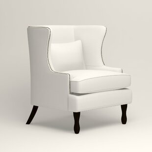 Solomon Wingback Chair by Birch Lane™ Heritage