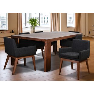 Bohostice 9 Piece Dining Set Latitude Run