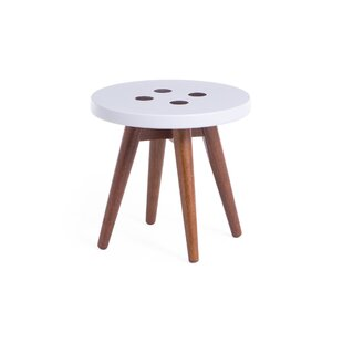 Ginny End Table by Corrigan Studio