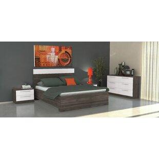 Hassell Queen Platform Configurable Bedroom Set by Brayden Studio