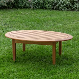 Buecker Eucalyptus Coffee Table