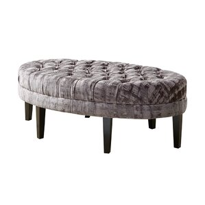 Acrisius Tufted Ottoman by Darby Home Co