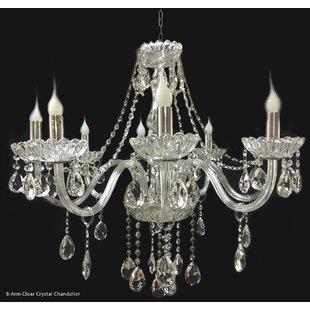 House of Hampton Fionn 8-Light Candle Sty..