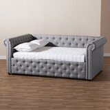 Mickel Upholstered Daybed by House of Hampton®