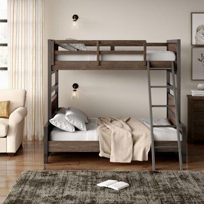 Greyleigh Strasburg Twin over Full Bunk Bed