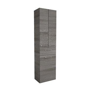 Peete 50 X 185.5cm Tall Bathroom Cabinet By Brayden Studio