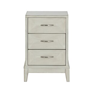Lago Vista 3 Drawer Accent Chest by Mercer41