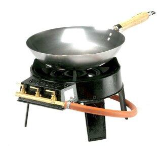 Original Wok 4 Piece Gas Burner Set By Sol 72 Outdoor